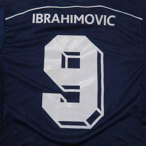 wholesale dealer 4f158 0b2e1 Manchester United Zlatan Ibrahimovic Youth Jersey